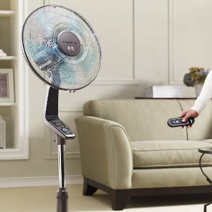 Rowenta Turbo Silence Pedestal Fan