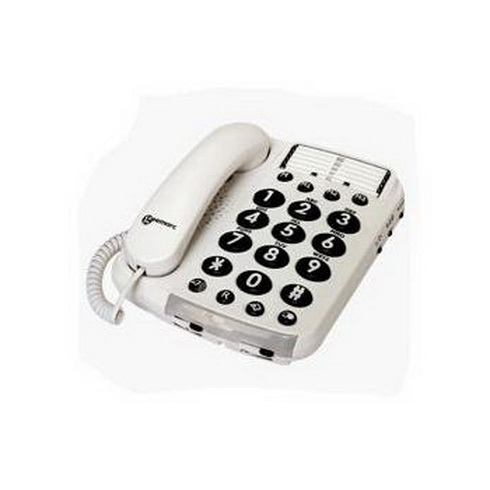 Geemarc Amplicl100 40dB Amplified Phone