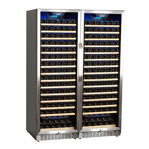 "EdgeStar 332 Bottle 48"" Built-In Wine Cooler"