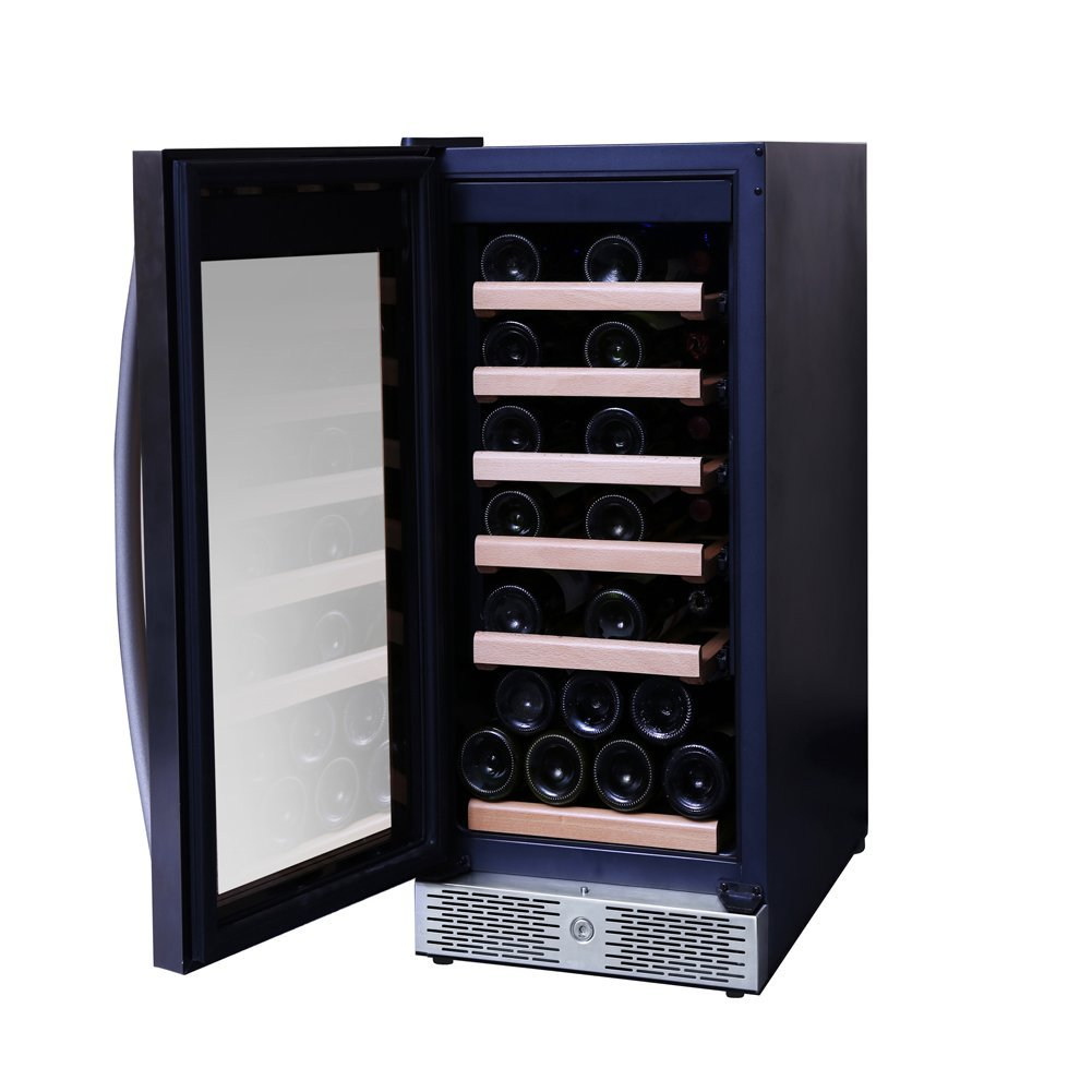 Smad 28 Bottles Built-In Wine Cellar