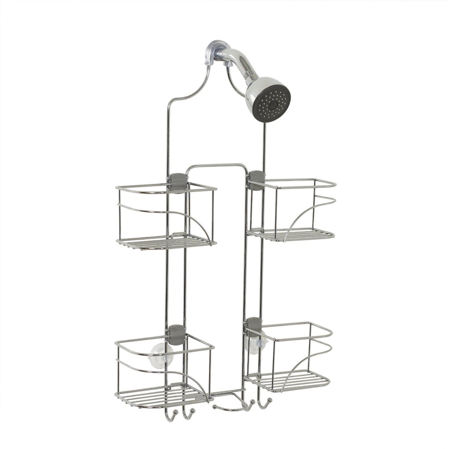 ZPC Zenith Over-the-Showerhead Caddy