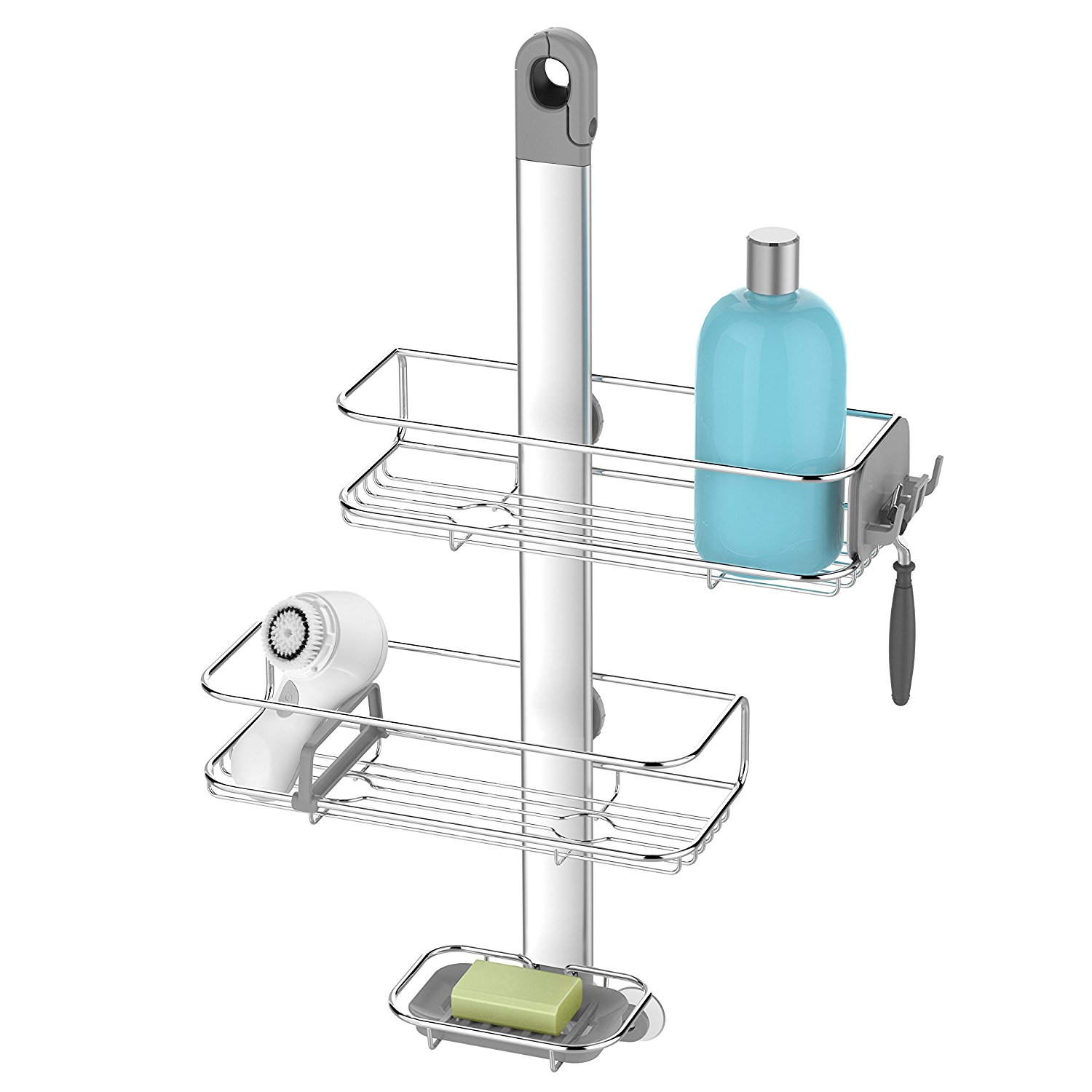 Simplehuman Adjustable Shower Caddy