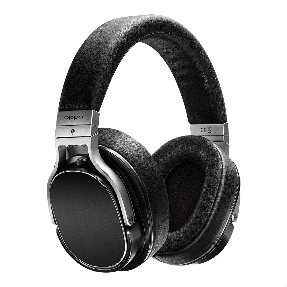 OPPO PM-3 Closed-Back Planar Magnetic Wired Headphones with Apple or Android Cord