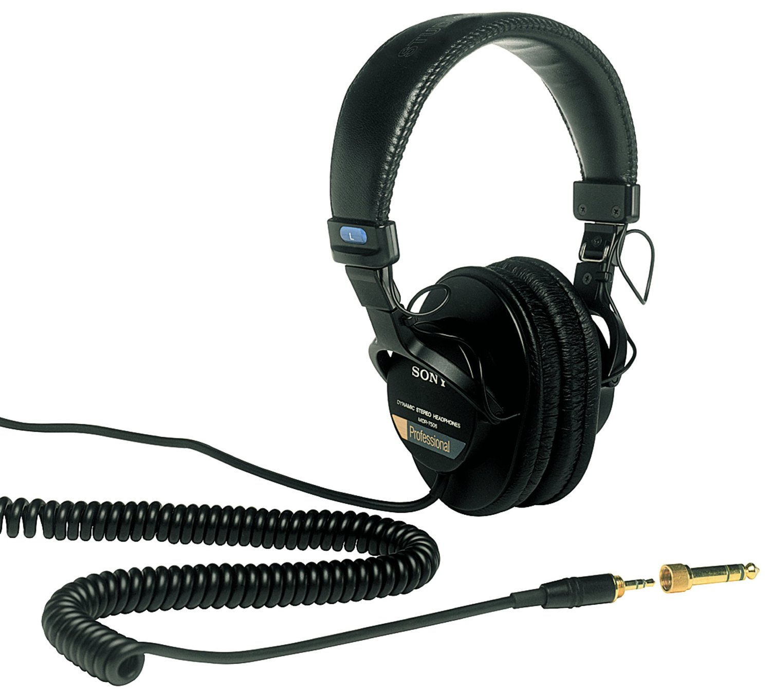 Sony MDR7506 Professional Studio Monitor Headphones