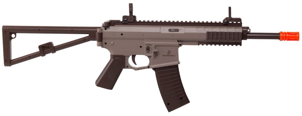 US Marines SR01 Combat Rifle