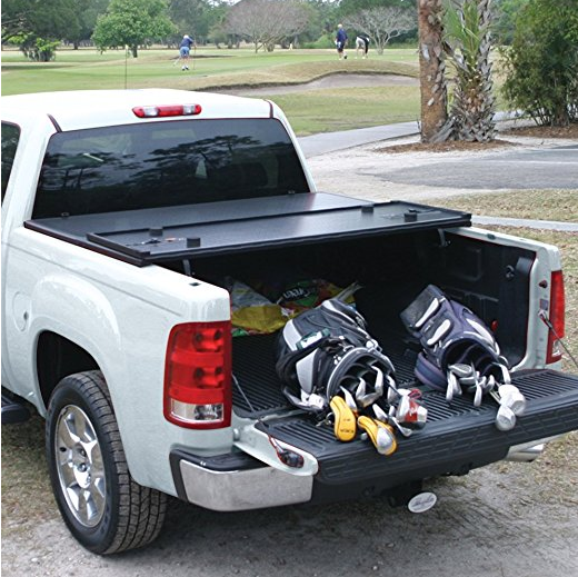 Rugged Liner F150 Hard Bed Cover