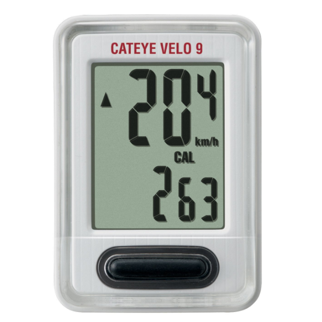 CatEye Velo 9 Bicycle Computer
