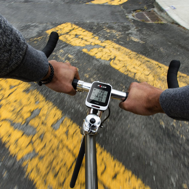 Polar M450 GPS Bicycle Computer