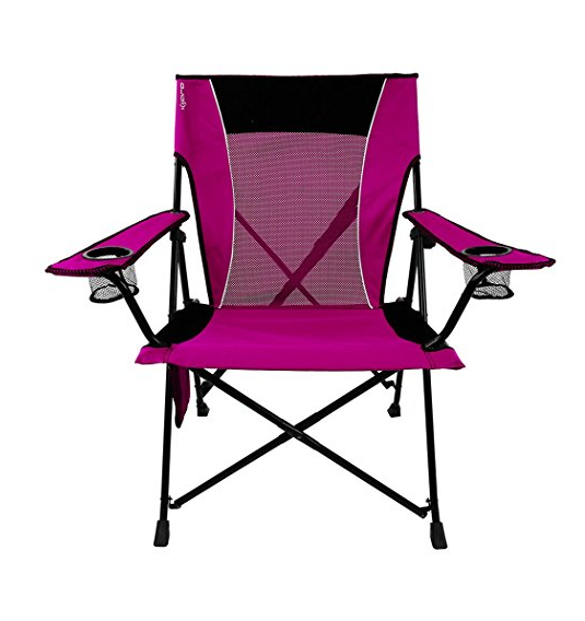 Kijaro Dual Lock Folding Camping Chair – Available in 11 Colors