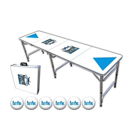PartyPongTables 2-In-One Beer Pong Table