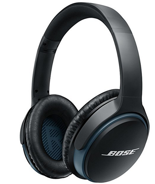 Bose SoundLink Around-Ear Bluetooth Wireless Headphone II with Advanced Microphone System - Available in Black & White