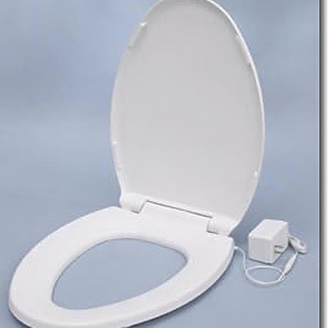UltraTouch Heated Round Toilet Seat
