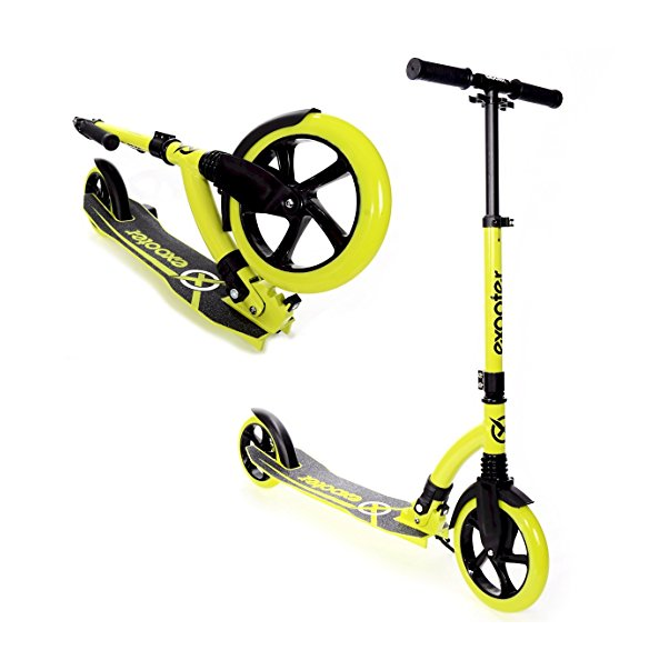 EXOOTER Adult Kick Scooter