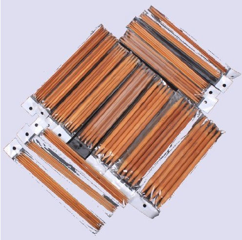 Ostart Bamboo Knitting Needles