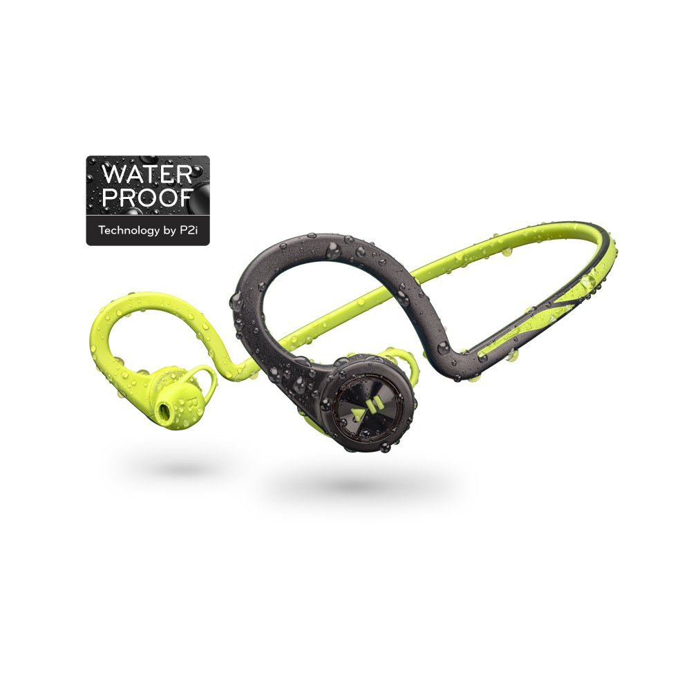 Plantronics BackBeat Fit Bluetooth Water Resistant Headphones