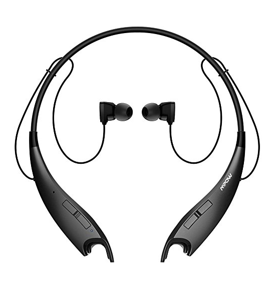 Mpow Jaws Bluetooth 4.1 Stereo Headset