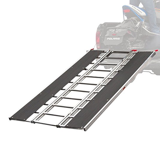 Rage Powersports Black Ice Snowmobile Ramps