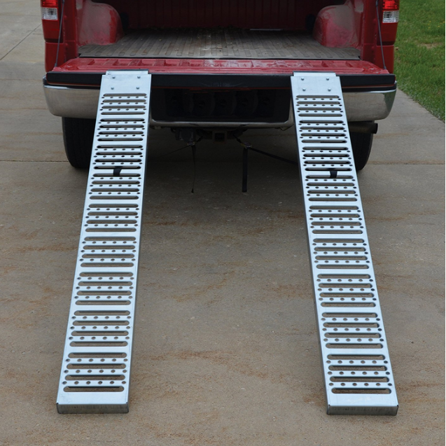 Vestil Steel Pick-Up/Van Ramp