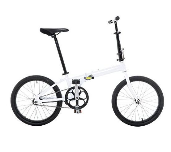 Vilano Single Speed Folding Bike