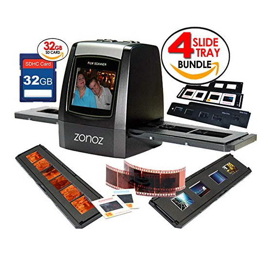 Zonoz FS-ONE  22MP High-Resolution Scanner and Converter