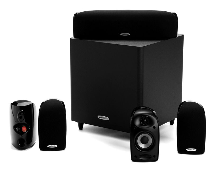 Polk Audio Blackstone™ TL1600 Compact Home Theater System