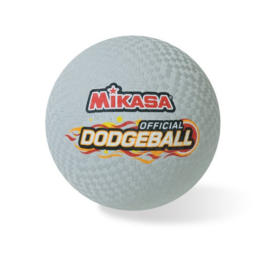 Mikasa Official Rubber Dodgeball