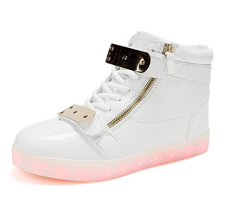 CIOR Light Up Flashing Shoes