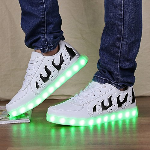 Joansam LED Flashing Sneakers