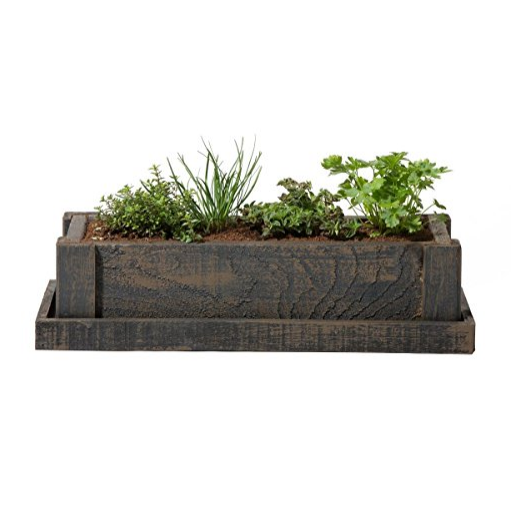Planter Pro's Cedar Wood Planter Box