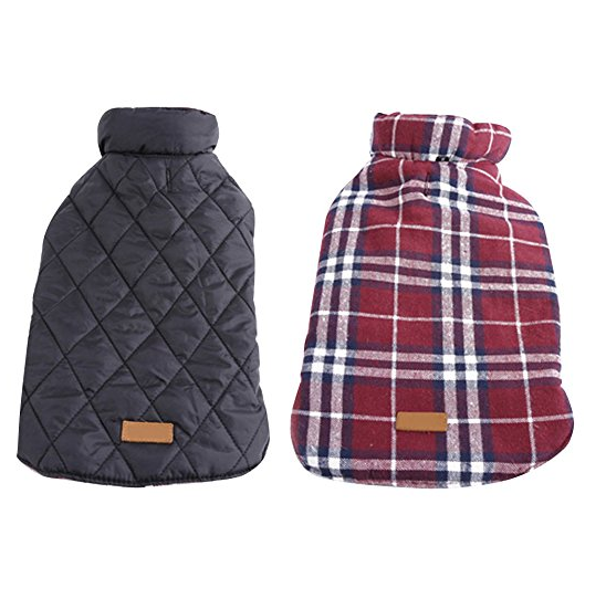 Kuoser Cold Weather Dog Jacket