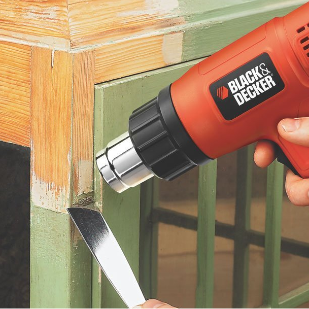 Black and Decker Dual Temp Heat Gun