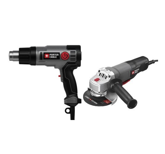 PORTER-CABLE 1500-Watt Heat Gun – Also Available with a Grinder