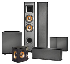 BIC Acoustech PL-980 7.2 Surround Sound System – 7 Pieces