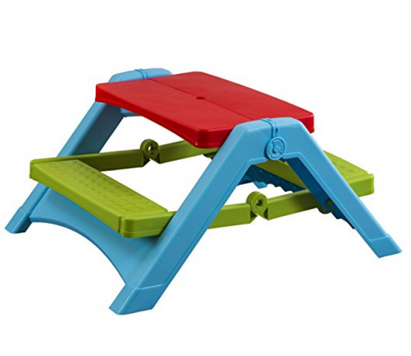 Pal Play Kids Foldable Picnic Table