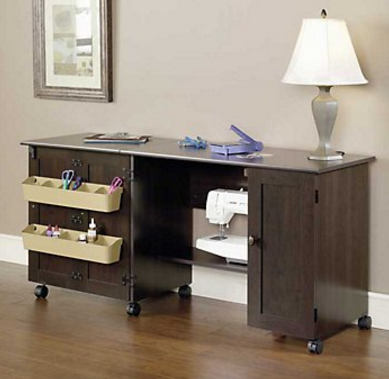 Sauder Sewing Craft Cart