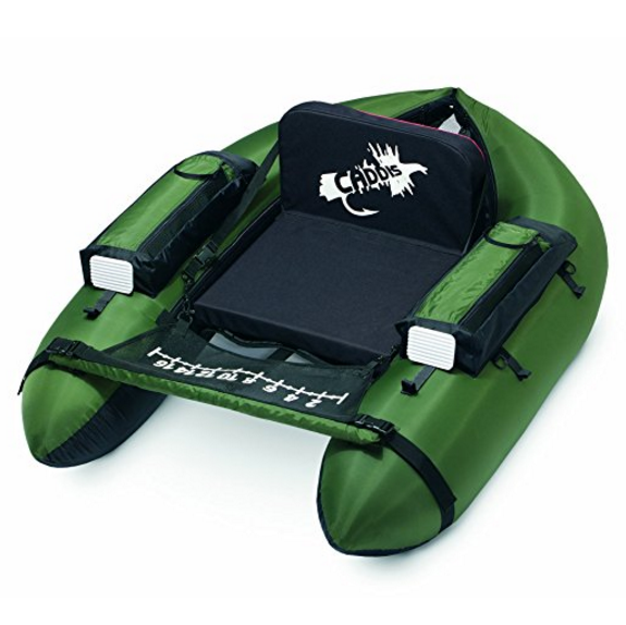 Caddis Sports Pro 2000 Chair Style Float Tube in Green