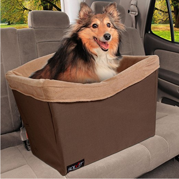 Solvit Standard Pet Safety Seat