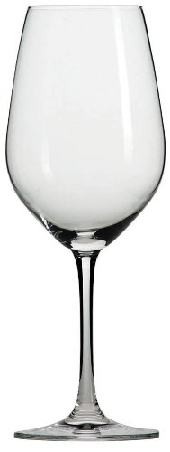 Schott Zwiesel Tritan Crystal Glass Forte Stemware Collection Set - Burgundy/Light Red & White Wine Glasses