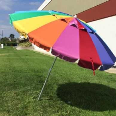 EasyGo Heavy Duty Beach Umbrella