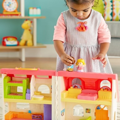 Fisher-Price Little People® Dollhouse