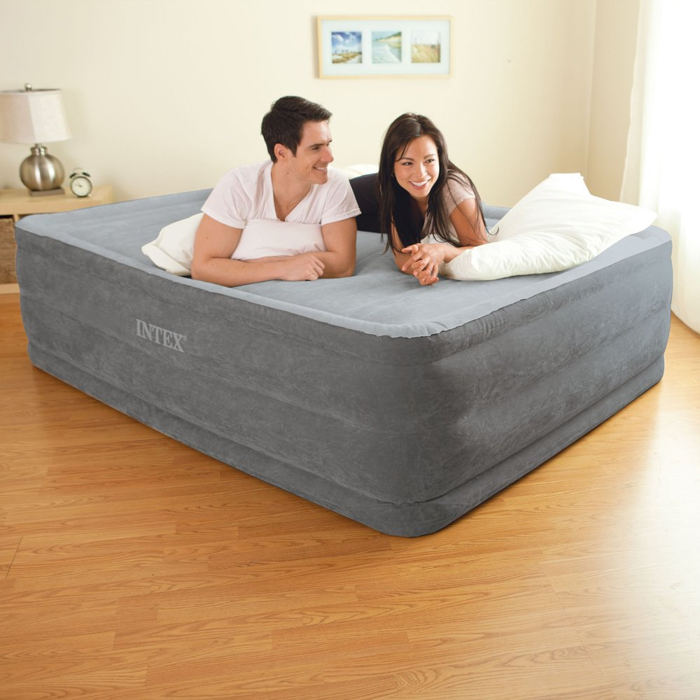 intexcorp durabeam elevated air bed