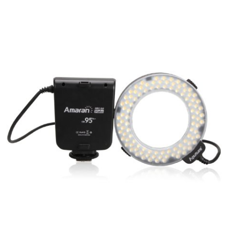 Aputure Amaran Halo H100 Ring Flash
