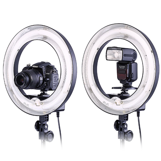 Neewer® Photographic Lamp Ring Flash