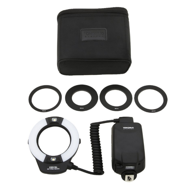 Yongnuo LED Macro Ring Flash Light for Canon