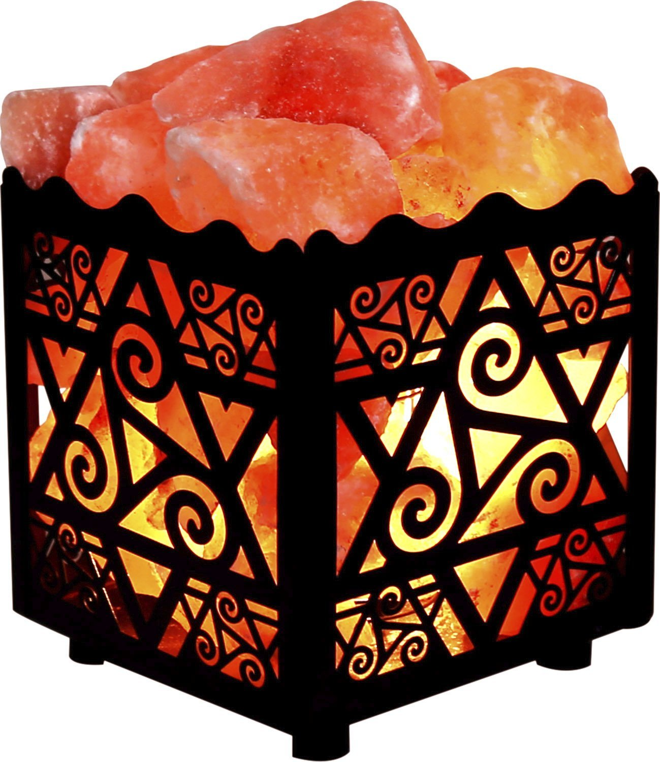 Crystal Decor Natural Himalayan Salt Lamp