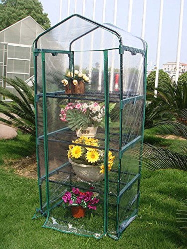 Quictent 4 Tier Mini Greenhouse