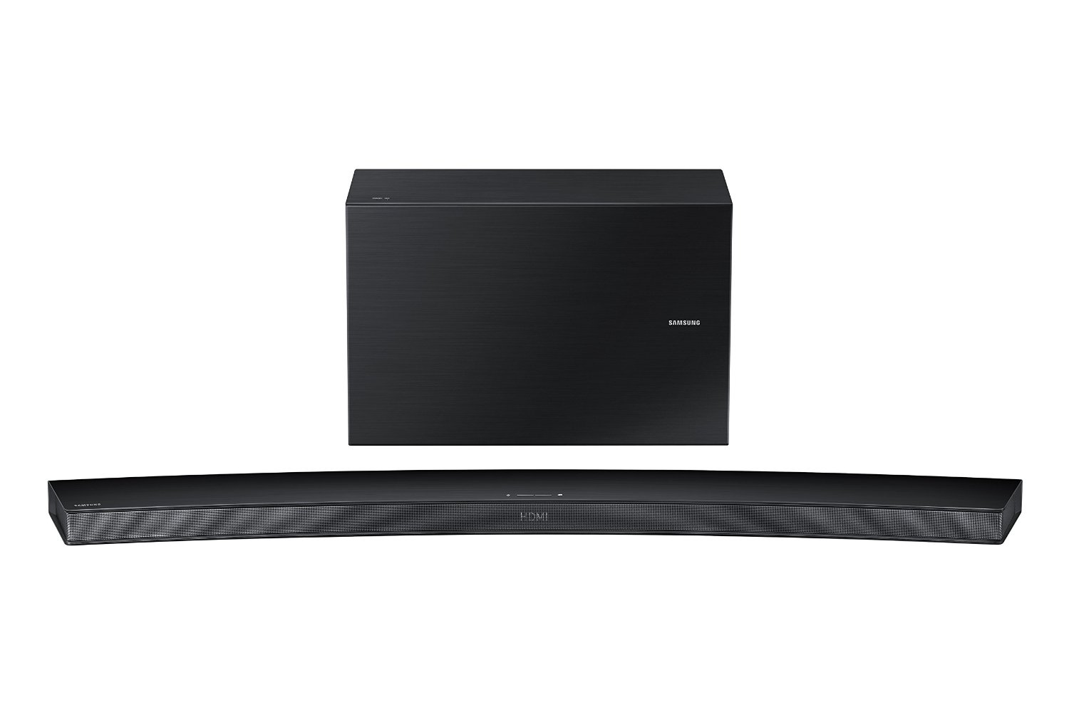Samsung HW-J7500 Curved 8.1 Channel 320 Watt Wireless Audio Soundbar
