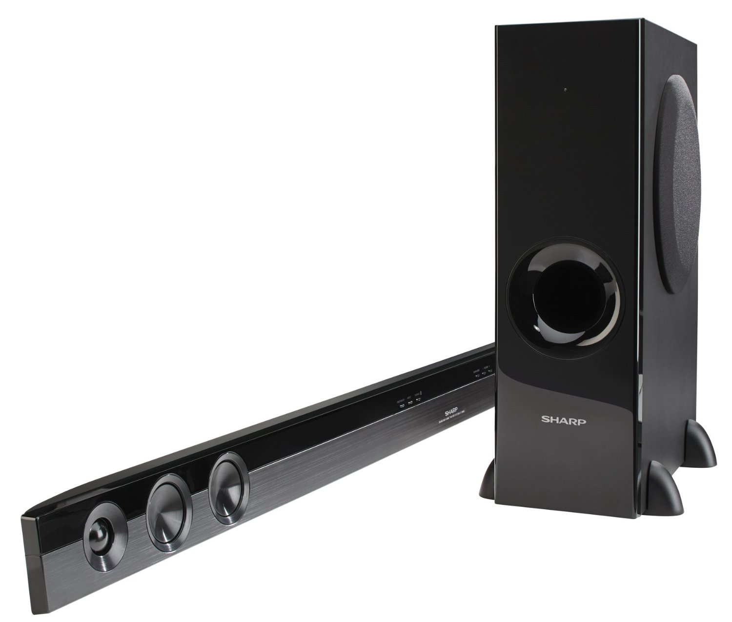 Sharp HT-SB602 2.1 Channel 310W Bluetooth Sound Bar System