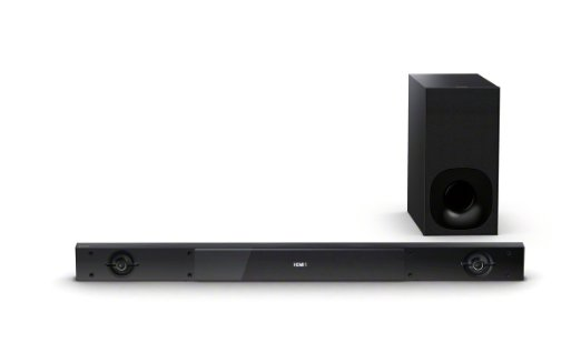 Sony HTNT3 450W Hi-Res Sound Bar with Wireless Subwoofer
