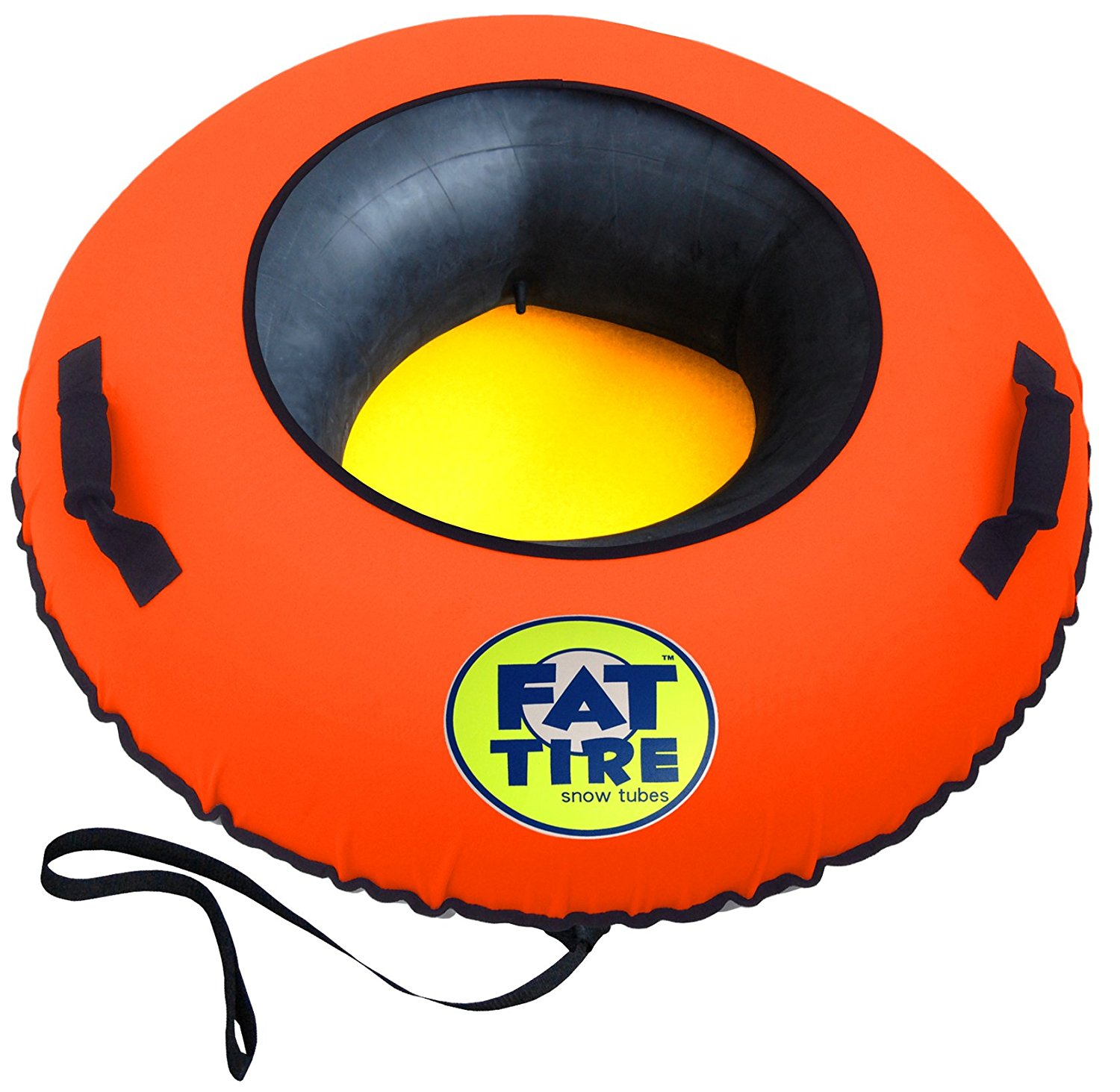 Fat Tire Inflatable Snow Tube